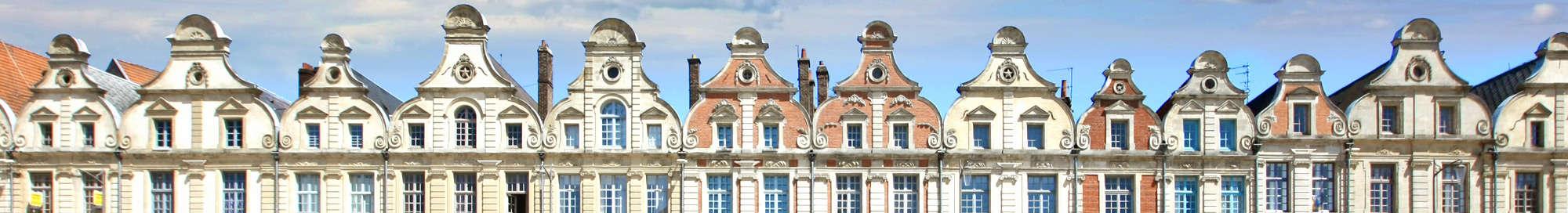 Week-end et séjour à Arras