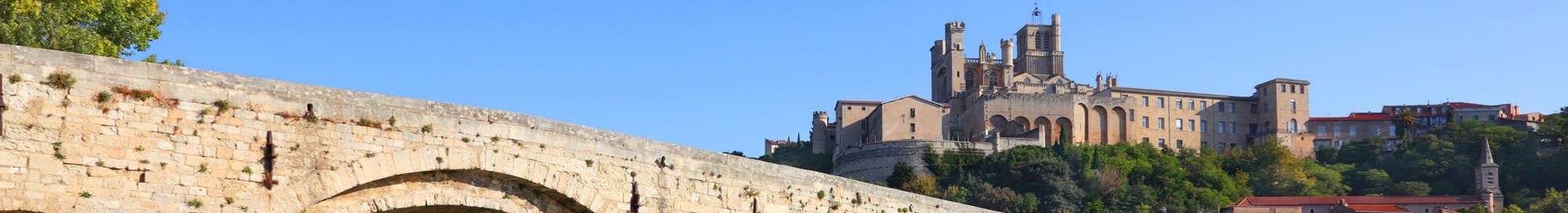 Week-end et séjour Béziers