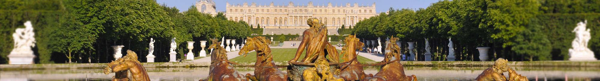 Escapadas fin de semana en Versalles
