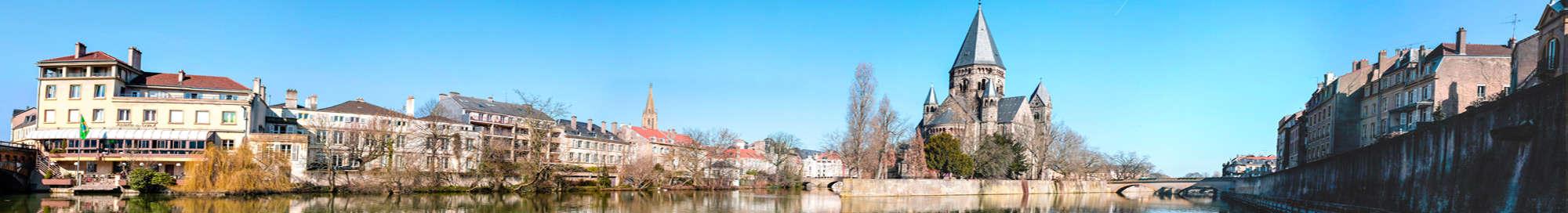Week-end et séjour à Metz