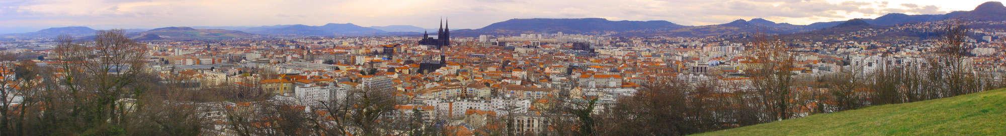 Week-end et séjour à Clermont Ferrand