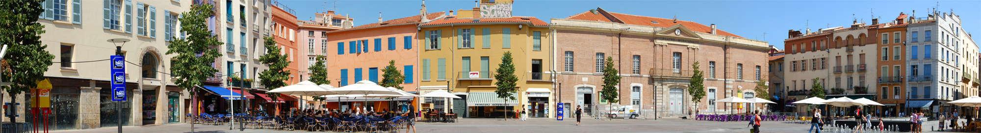 Week-end de 2 nuits et plus à Perpignan