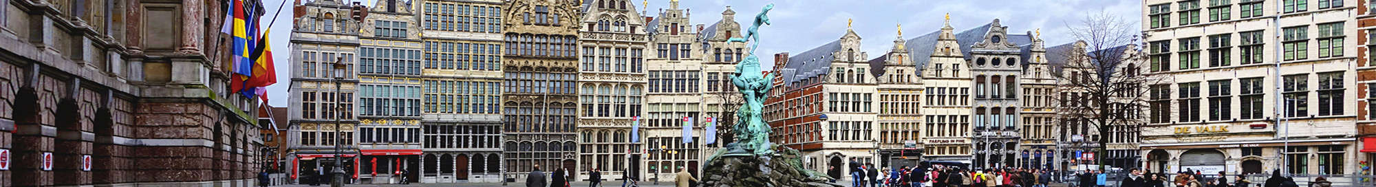Weekendje weg in Antwerpen