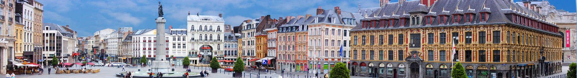 Weekendje weg in Lille-Rijsel