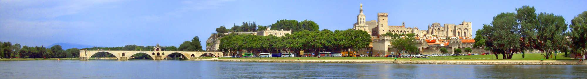 Week-end et séjour à Avignon