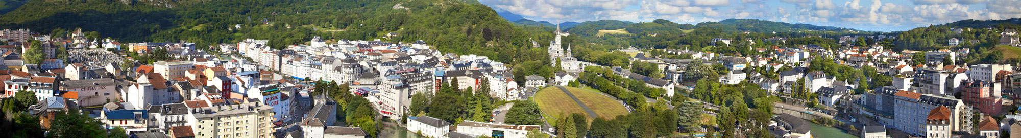 Week-end moins de 100€ ! Lourdes
