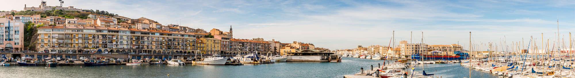 Week-end et séjour à Sète