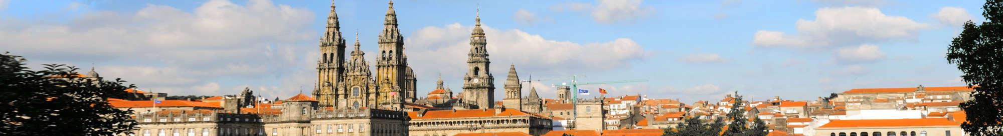 Escapadas fin de semana en Santiago de Compostela
