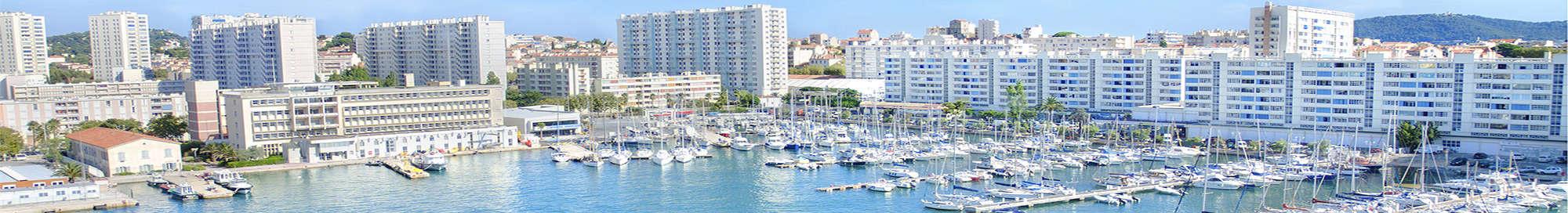 Week-end et séjour à Toulon