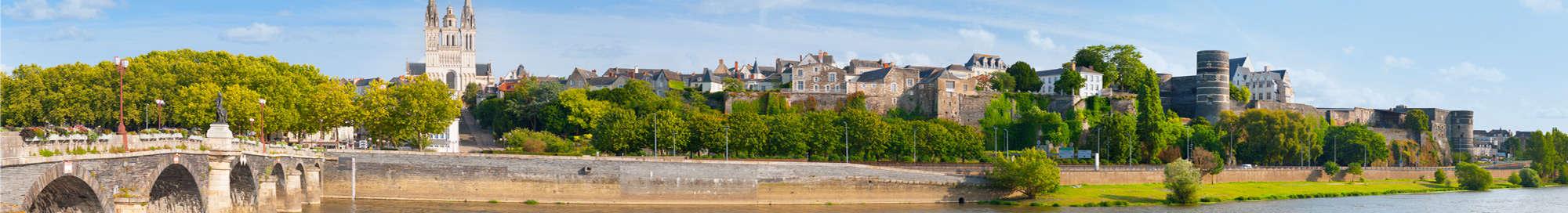Week-end et séjour à Angers