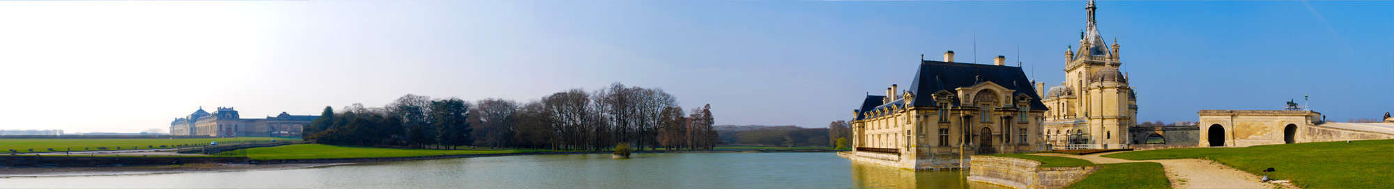 Escapadas fin de semana en Chantilly