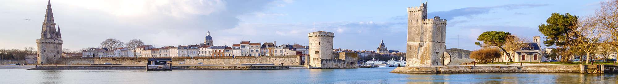 Week-end et séjour à La Rochelle