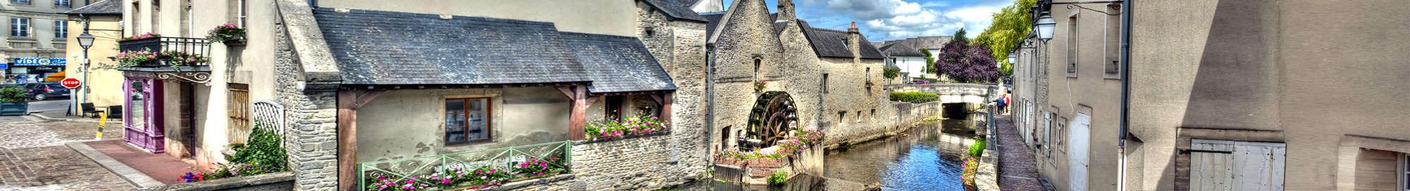 Week-end et séjour à Bayeux