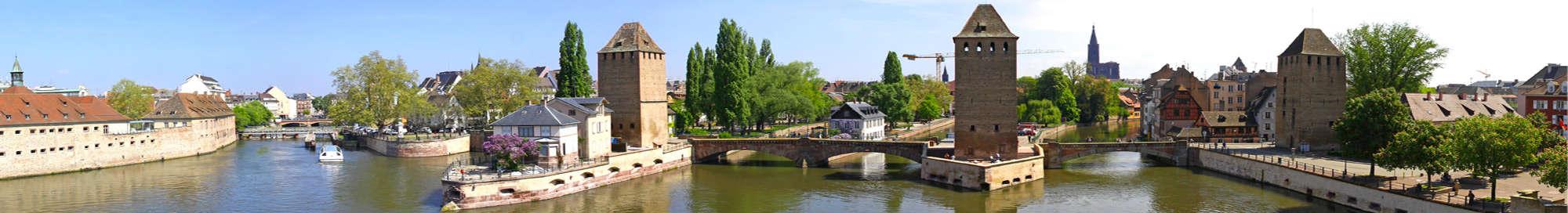 Week-end et séjour à Strasbourg