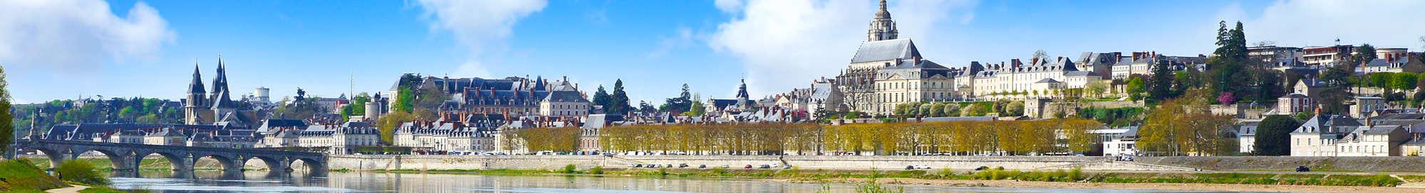 Week-end et séjour Blois