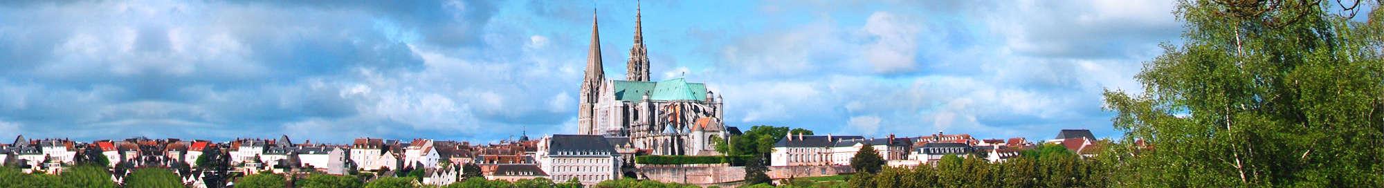 Week-end et séjour à Chartres