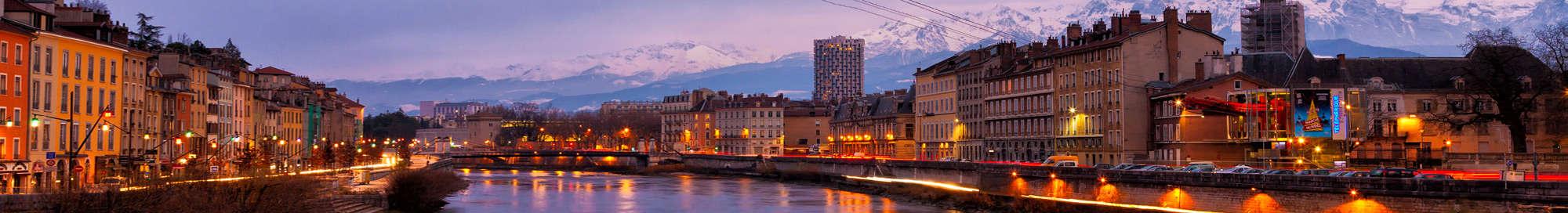 Week-end et séjour à Grenoble