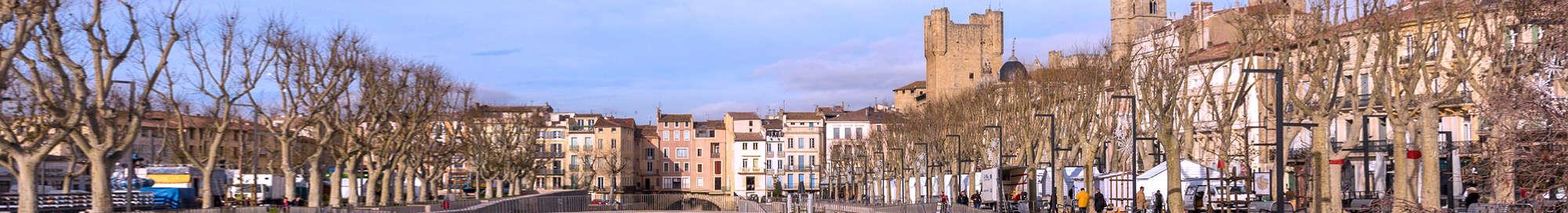Week-end et séjour à Narbonne