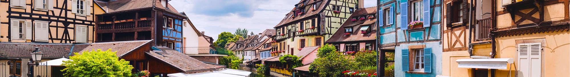 Week-end et séjour à Colmar