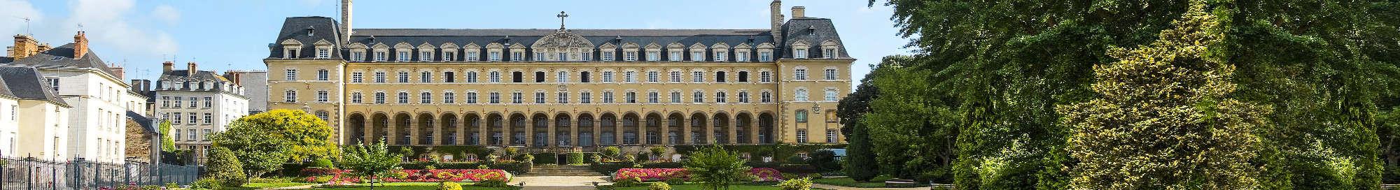 Week-end et séjour à Rennes