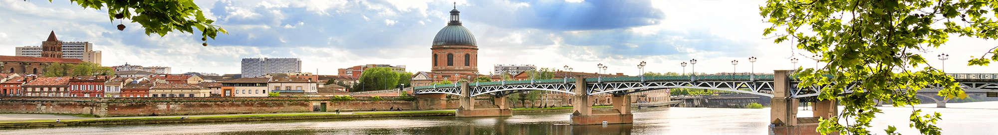 Week-end et séjour à Toulouse