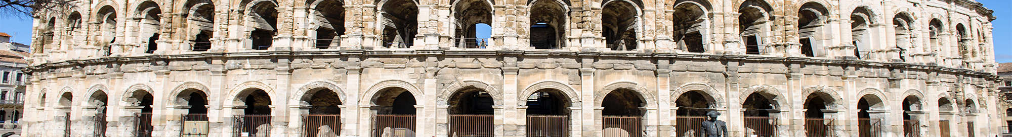 Week-end et séjour à Nîmes