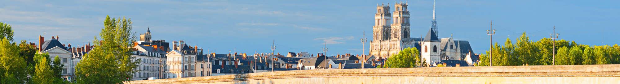 Week-end et séjour à Orléans