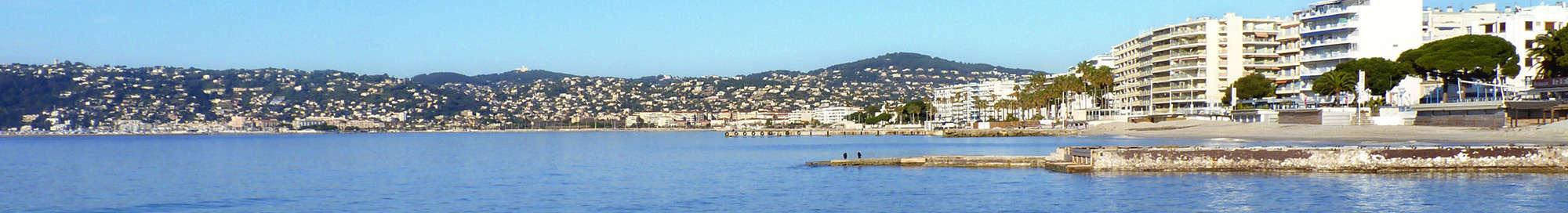 Week-end et séjour à Antibes