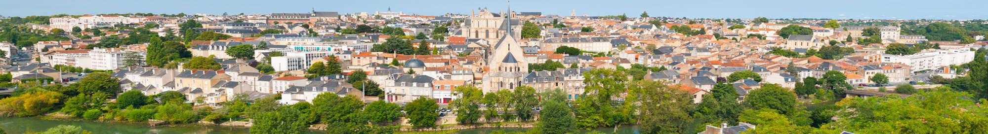 Week-end et séjour à Poitiers