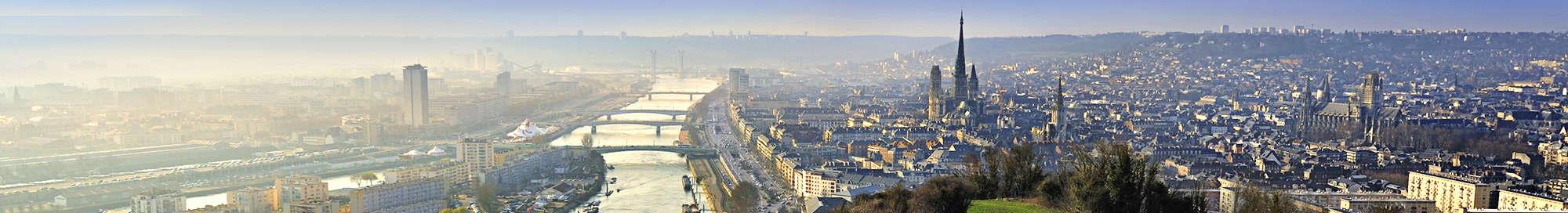 Week-end et séjour à Rouen