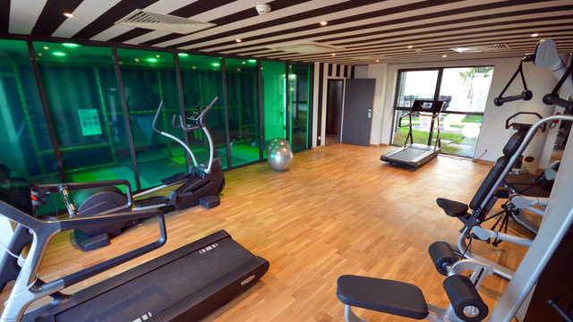 Holiday Inn Dijon Toison d Or - dijon-inn-fitness