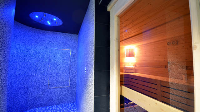 Holiday Inn Dijon Toison d Or - dijon-inn-sauna