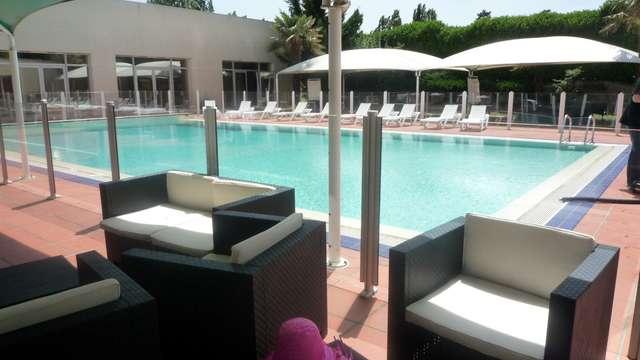 Best Western Plus Hotel Admiral - Salon Jardin