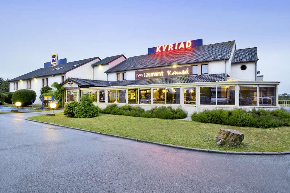Hotel Kyriad Caen Sud Ifs - KYRIAD_CAEN_facade.jpg