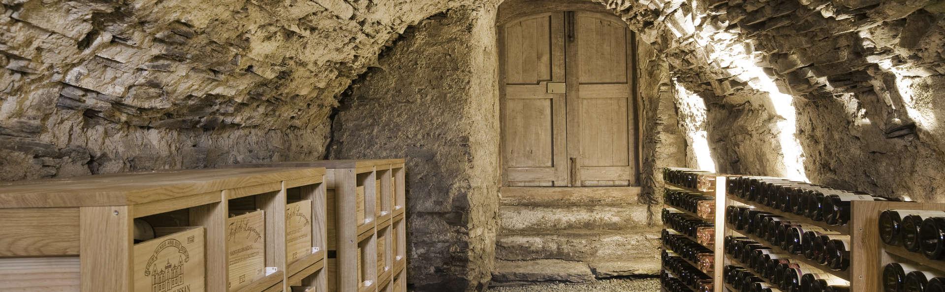 Week-end dans un magnifique château à Grandvoir