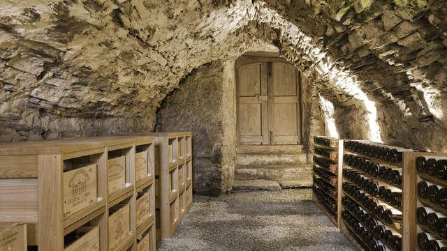 Weekend in romantisch kasteel in Grandvoir
