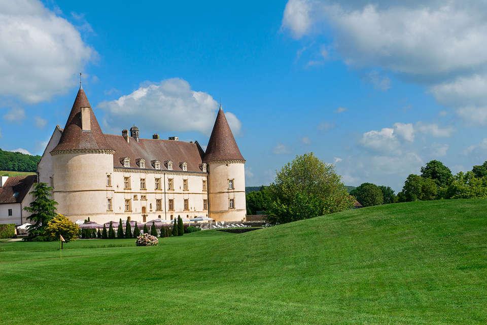 Hôtel Golf Château de Chailly - 1-Chateau.jpg