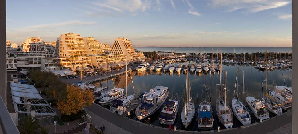 Mercure La Grande Motte Port - mercure-grande-motte-viw-from-hotel.jpg