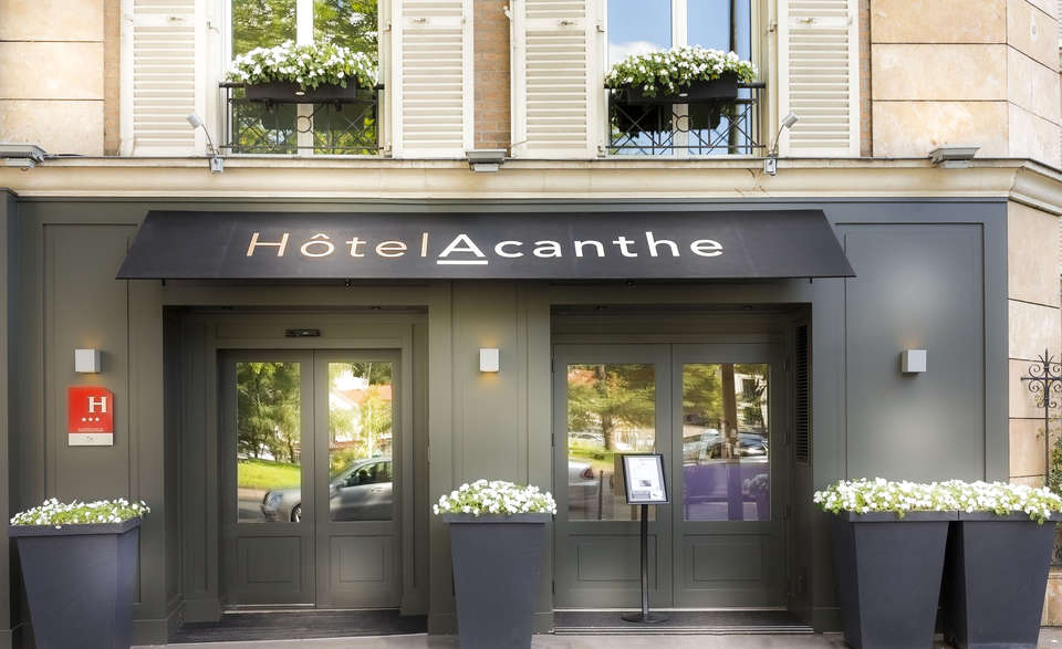 Quality Hotel Acanthe - Acanthe-front4.jpg