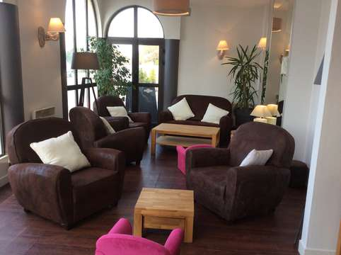 The Originals City Hotel Le Cheval Rouge Tours Ouest Inter-Hotel
