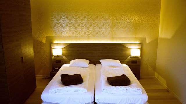 2 overnachtingen in een tweepersoons kamer prestige voor 2 volwassenen