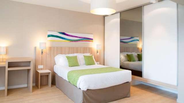 Quality Suites Lyon Lodge - chbre eme
