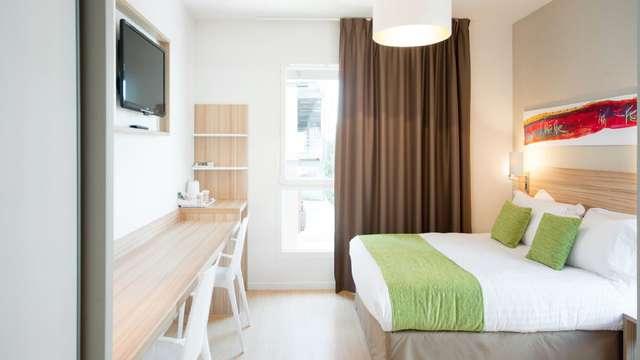Quality Suites Lyon Lodge - Chbre er