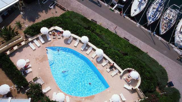Mercure La Grande Motte Port - pool-motte