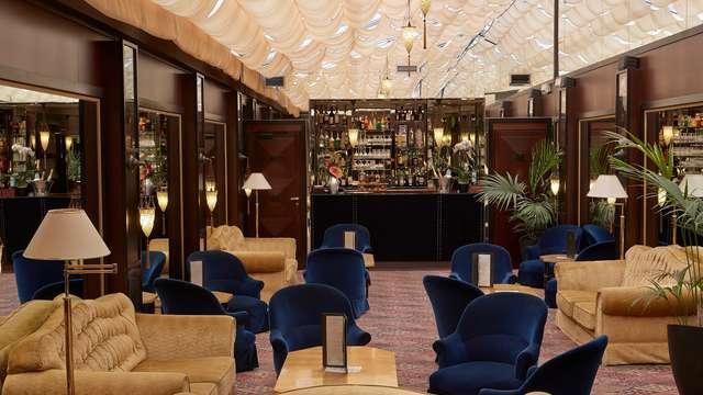 Grand Hotel de L Opera - Bar interieur JCM Haute Def