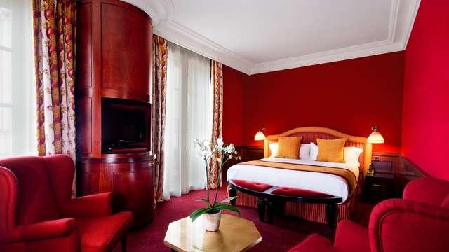 Grand Hotel de L Opera - Chambre DLP Haute Def
