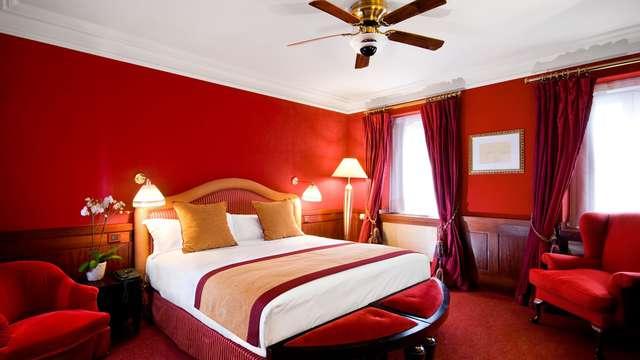 Grand Hotel de L Opera - Chambre DLX Haute Def