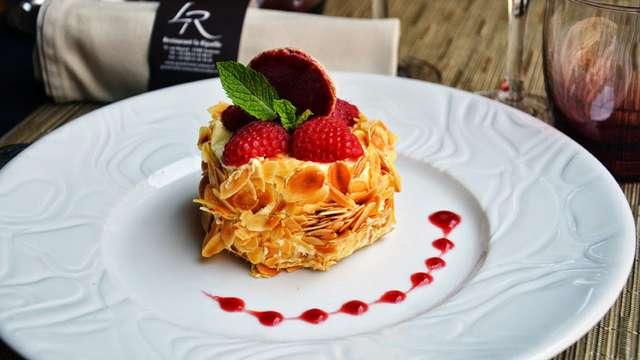 Grand Hotel d Orleans - dessert -web