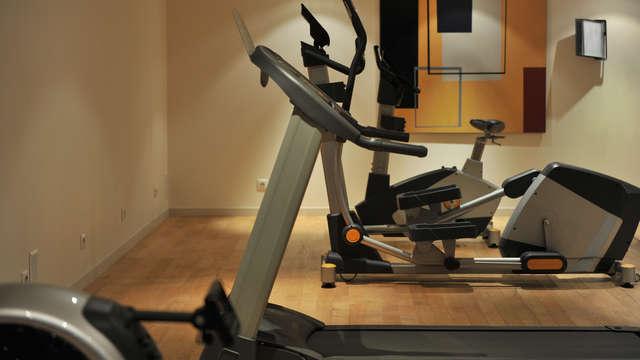 Mercure Maurepas St-Quentin - Fitness