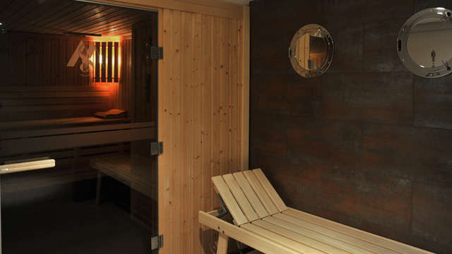 Mercure Maurepas St-Quentin - Fitn Sauna